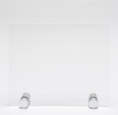 trophée plaque rectangle plexiglass